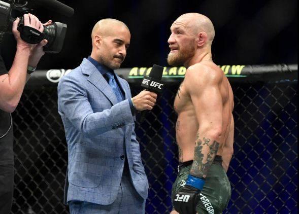 Di-KO Poirier, McGregor Ogah Pensiun: Jangan Hapus Aku Dulu!