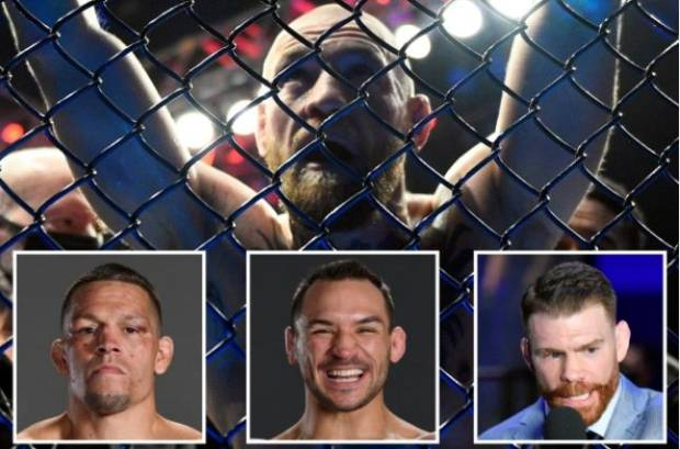 5 Musuh Conor McGregor Pasca Kekalahan KO dari Dustin Poirier