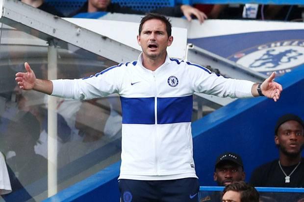 Gary Neville: Lampard Korban Ekspektasi Tinggi