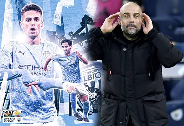 Guardiola Ingin Manchester City Fokus Hadapi West Bromwich