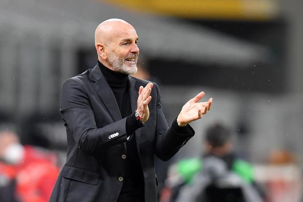 Jelang Derby Milan di Coppa Italia, Pioli Tegaskan I Rossoneri Tak Takut Hadapi Inter