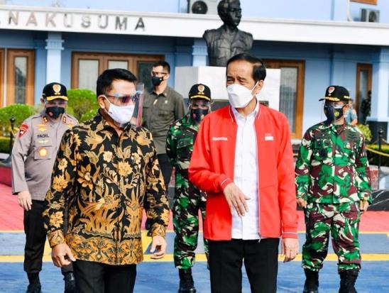 Tol Buka Potensi Ekonomi, Jokowi Minta Daerah Agresif Tawarkan Investasi