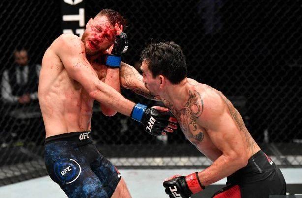 Calvin Kattar Meregang Nyawa, Bos UFC: Wasit Herb Dean Sialan!