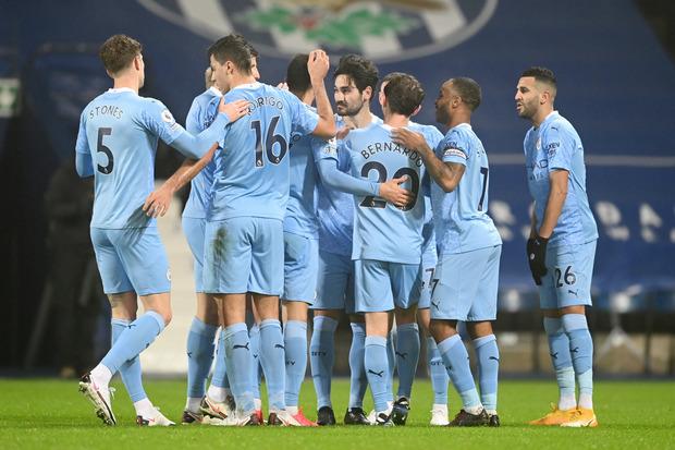 Bikin Hujan Gol, Man City Kuasai Klasemen Sementara Liga Primer