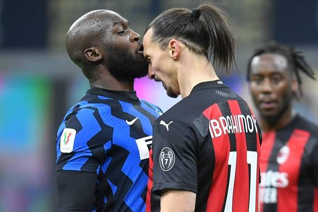Selain Ibra Diusir Wasit, Pioli Ungkap Penyebab AC Milan Ditekuk Inter