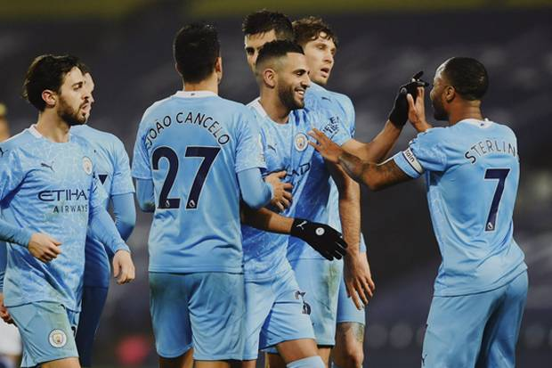 Man City Jadi Tim Kesembilan Puncaki Klasemen, Guardiola: Selamat Datang di Liga Primer!