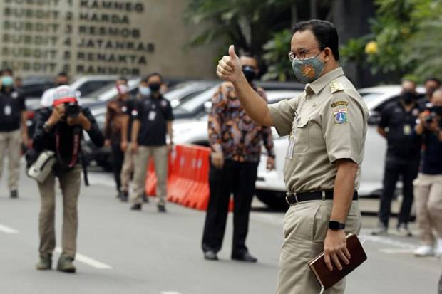 PDIP Ingin Pilkada Serentak Digelar 2024, Pengamat: Anies Kehilangan Panggung