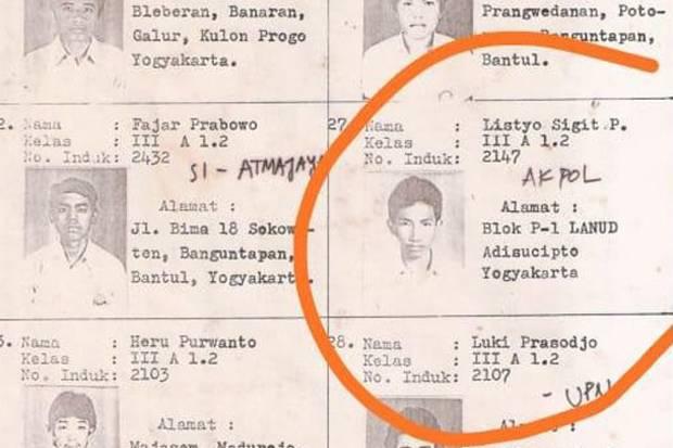 Terungkap, Kapolri Listyo Sigit dan Panglima TNI dari Keluarga TNI AU