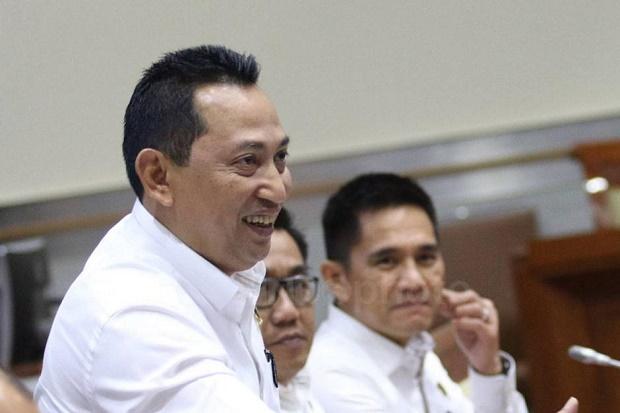 Dilantik Jadi Kapolri, Ini Sejumlah PR Jenderal Listyo Sigit Prabowo