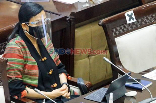 Pendapatan Negara 2020 Anjlok 16,7%, Sri Mulyani: Kemerosotannya Lebih Dalam