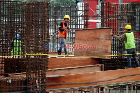 Ketika IHSG Layu, Saham Sektor Konstruksi Justru Berkibar