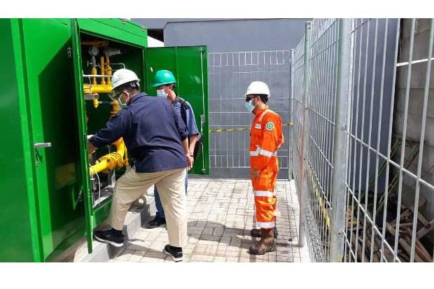 Awali 2021, PGN Alirkan Gas Sektor Industri Komersial di Pasuruan, Cirebon dan Bogor