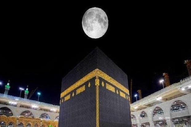 Malam Ini Bulan Purnama Tepat di Atas Kabah, Berikut Tata Cara Mengecek Kembali Arah Kiblat