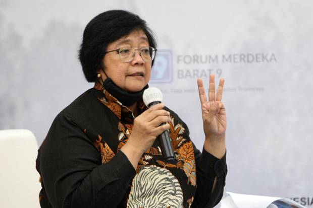 Ambisi Besar Menteri LHK, Bauran Energi Terbarukan Capai 50% di 2050