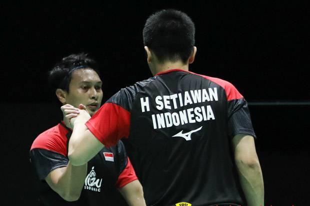 Hasil Lengkap Wakil Indonesia di Hari Kedua BWF World Tour Finals 2020