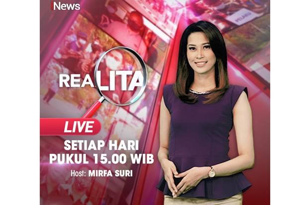Realita Live di iNews dan RCTI+ Jumat Pukul 15.00: Anakku Sayang, Anakku Hilang