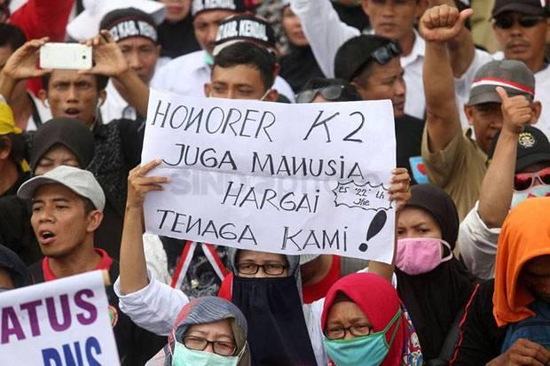 Usulan NIP bagi 51 Ribu Tenaga Honorer yang Lolos PPPK Ditutup 31 Januari 2021