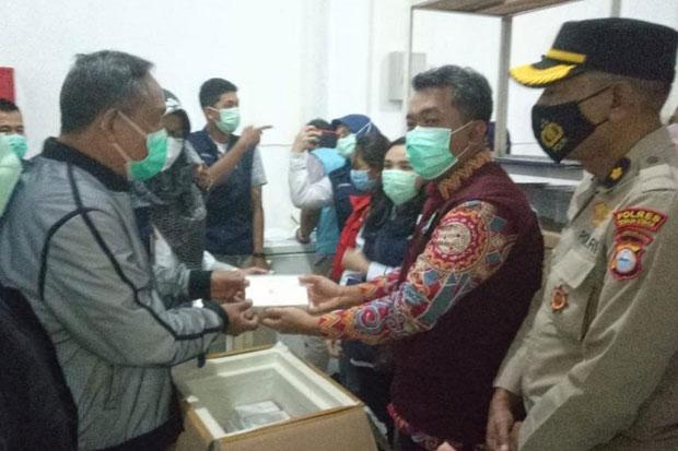 Pelaksanaan Vaksinasi Covid-19 di Toraja Dimulai 1 Februari 2021
