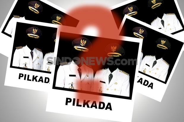 Pilkada Serentak Digelar 2024, Karier Kepala Daerah Putus di Tengah Jalan