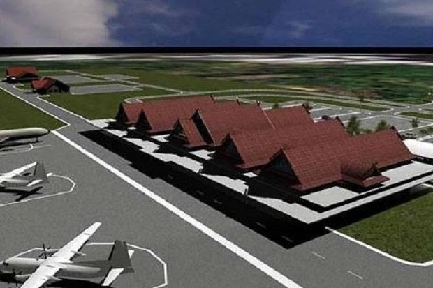 Runway Bandara Jenderal Besar Soedirman Rampung, Akses Udara Purbalingga Terbuka