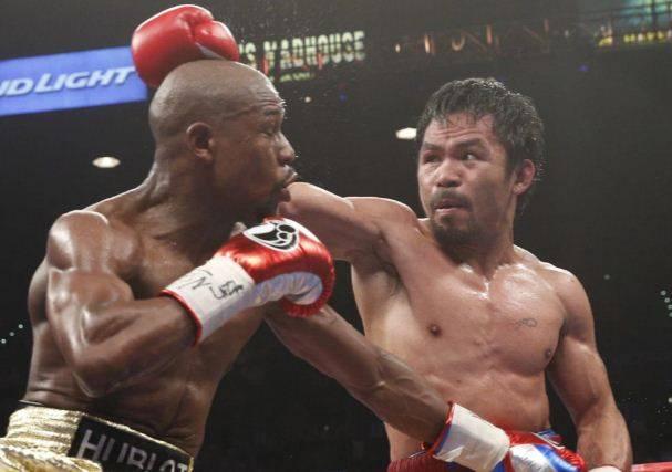 Conor McGregor Kalah KO, Pacquiao Pensiunkan Mayweather Selamanya