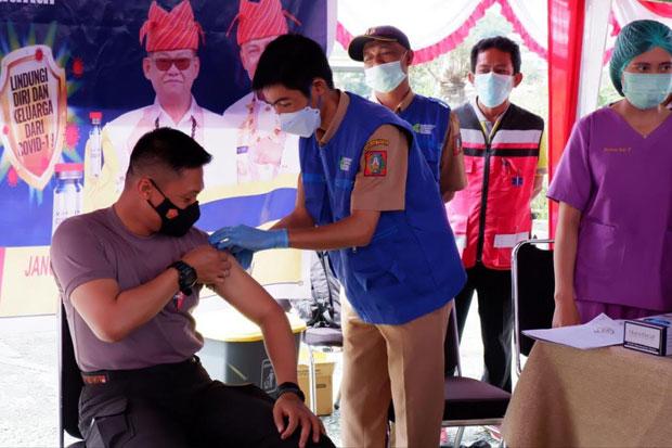 1.539 Tenaga Kesehatan di Tana Toraja Akan Disuntik Vaksin Covid-19
