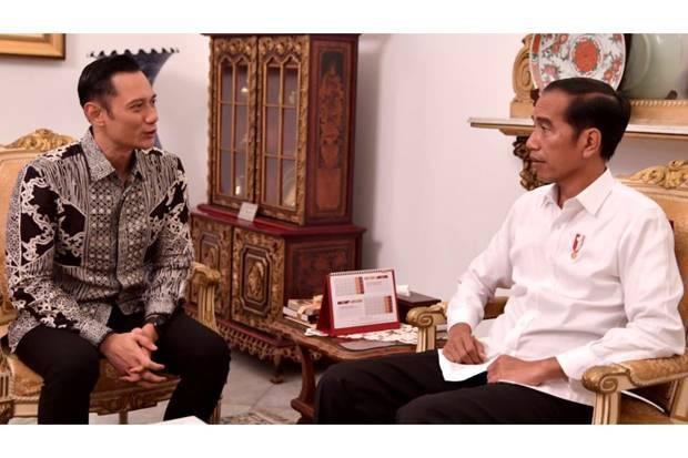 Presiden Jokowi Tak Perlu Balas Surat AHY tentang Kudeta Demokrat