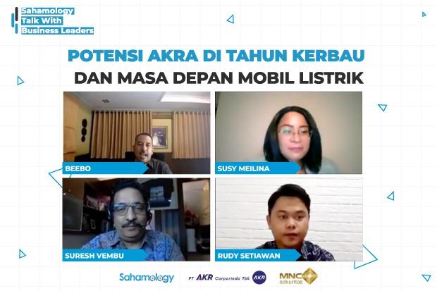 YouTube Live MNC Sekuritas & Sahamology: Bagaimana Prospek AKRA di Tahun Kerbau?