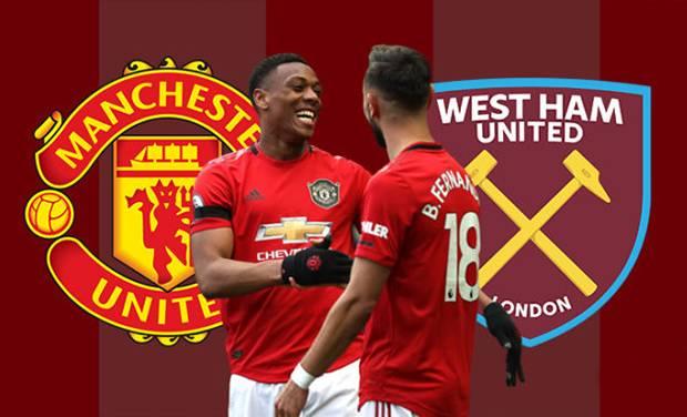 Preview Manchester United Vs West Ham United Tergoda Rotasi Pemain