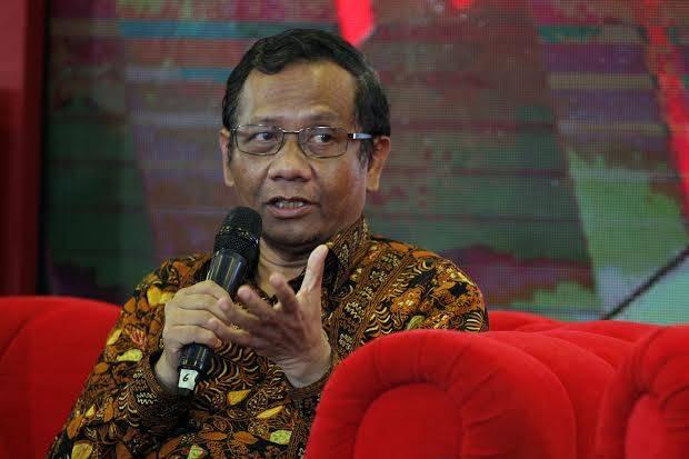 Mahfud MD Bela Din Syamsuddin: Beliau Kritis, Buka