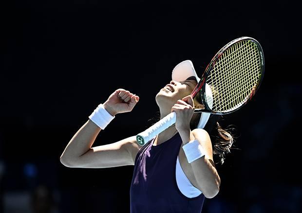 Hsieh Su-wei Ukir Sejarah Lolos ke Perempat Final Australian Open 2021