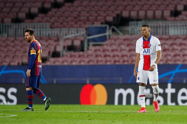 5 Fakta Laga Barcelona Vs Psg Messi Dan Mbappe Masuk Daftar