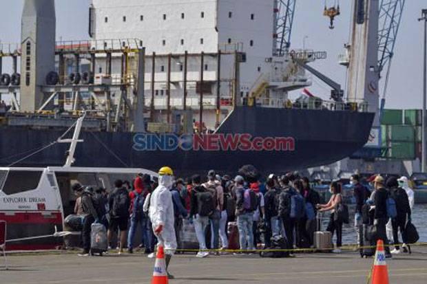 Berpotensi Sumbang Devisa 150 Triliun, Kementeriannya Luhut Beri Perhatian Khusus ke Pelaut
