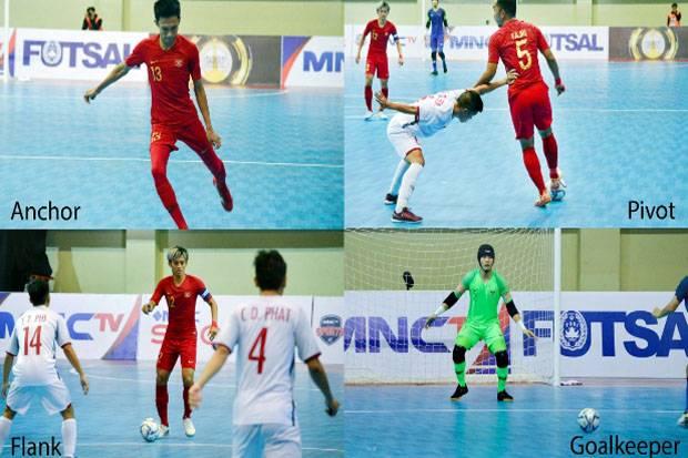 4 Posisi Pemain Futsal, Ini Fungsi dan Kriterianya!