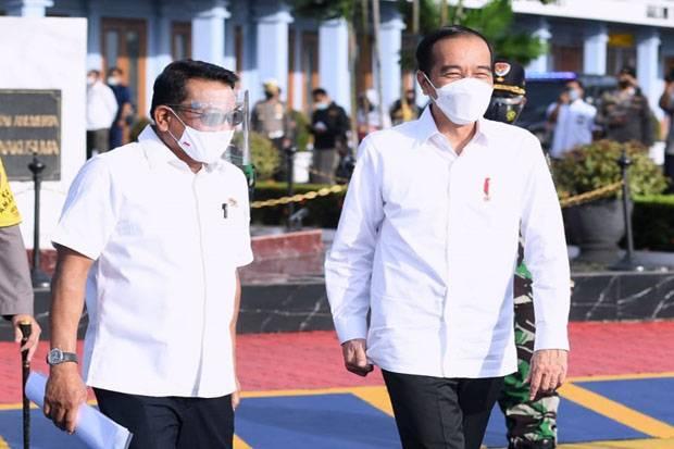 AHY Sebut Jokowi Tak Tahu Kelakuan Moeldoko