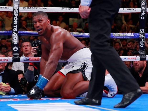 Kalah TKO dari Ruiz, Wallin: Joshua Kehilangan Kepercayaan Diri