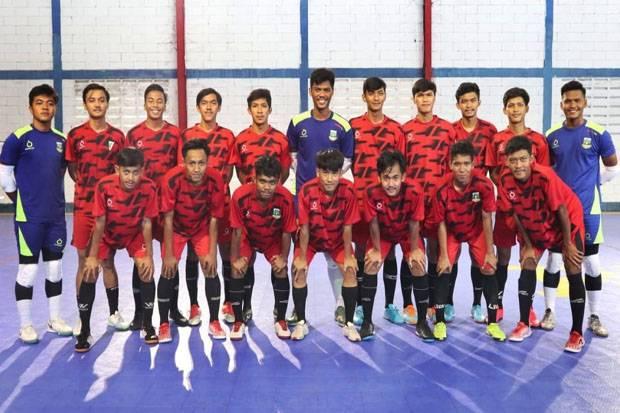 Jelang PON 2021, Tim Futsal Banten Saring Ketat Pemainnya
