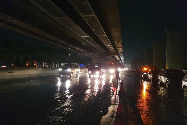 Ini Sederet Ruas Tol Jakarta yang Masih dalam Penanganan Jasa Marga