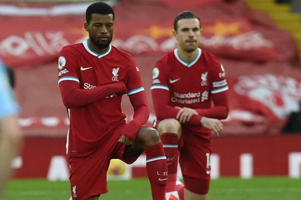 Liverpool Telan 4 Kekalahan Beruntun, Gini Wijnaldum Buka Suara