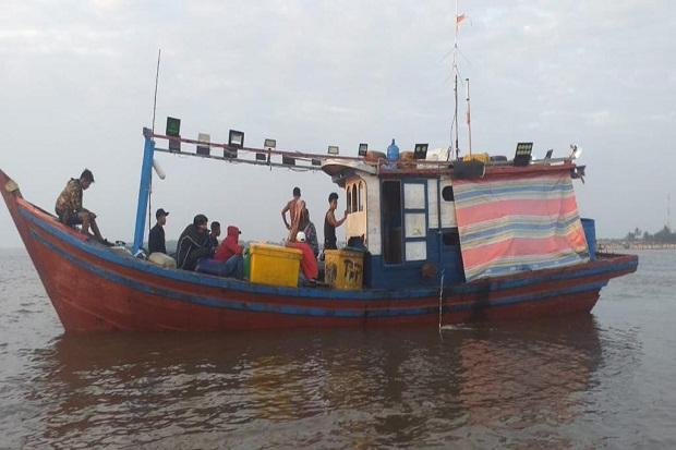28 Pekerja Ilegal Diselundupkan ke Malaysia, Digagalkan TNI AL di Tanjung Kumpul
