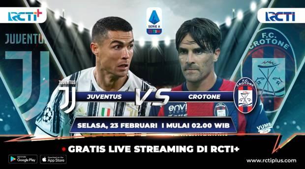 Jelang Juventus vs Crotone; Si Nyonya Tua Ingin Akhiri Masa Suram