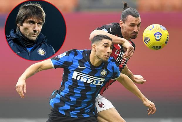 Antonio Conte Bangga Inter Cukur AC Milan di Puncak Klasemen