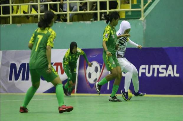 Liga Futsal Profesional 2020 Dilanjut Akhir Maret di GOR UNY Yogyakarta