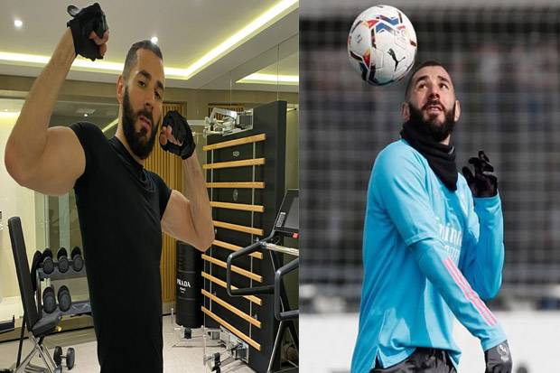 Benzema Absen, Mendy Peringatkan Madrid Hati-Hati