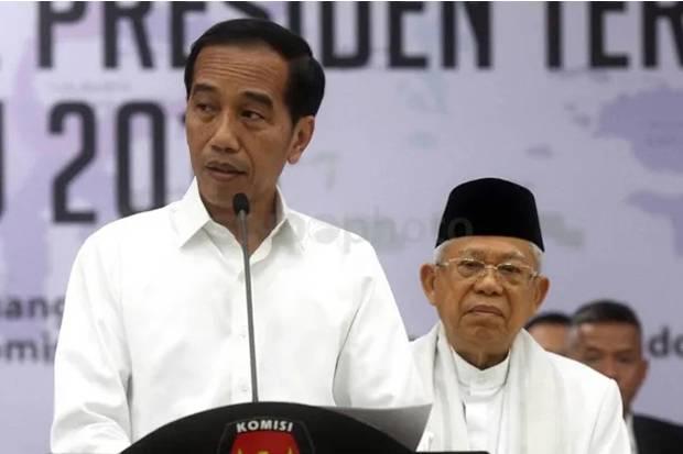 LSI Ungkap Penilaian Publik terhadap Kinerja Jokowi dan Maruf