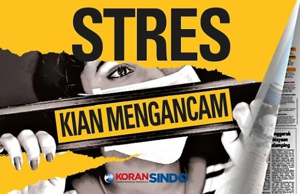 Stres di Masa Pandemi Banyak Diderita Usia Produktif