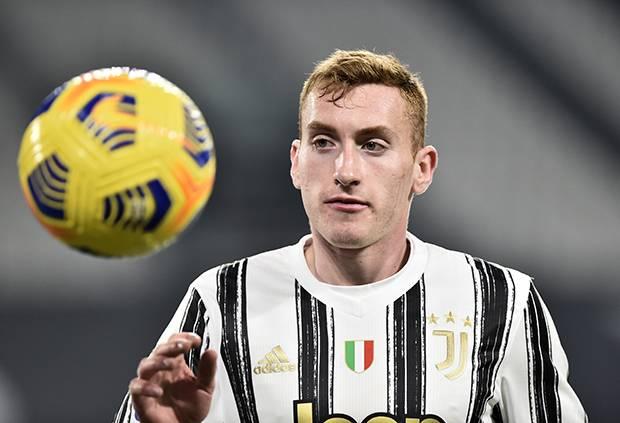 Dejan Kulusevski, Kelinci Percobaan di Lini Serang Juventus