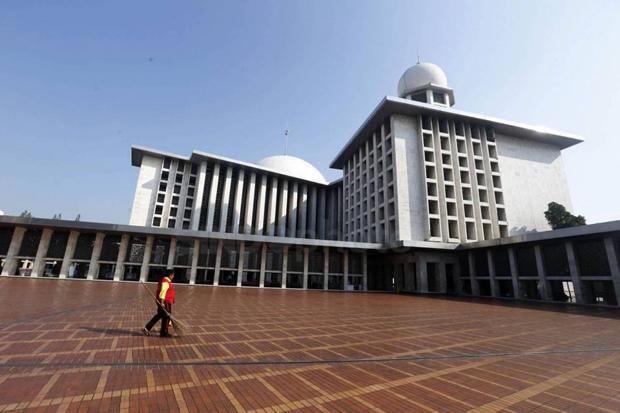Kemenkes Target 1.100-1.200 Tokoh Agama Divaksin Setiap Hari di Istiqlal