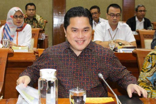 Girangnya Menteri Erick, LPI Baru Lahir Sudah Banyak Dilirik