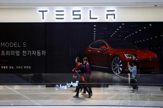 Tesla Pilih India Bangun Pabrik Mobil Listrik, Erick: Kita Terus Mengadakan Pembicaraan